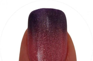 Lechat Dare To Wear Mood Changing Nail Lacquer  - DWML39 Wicked Love