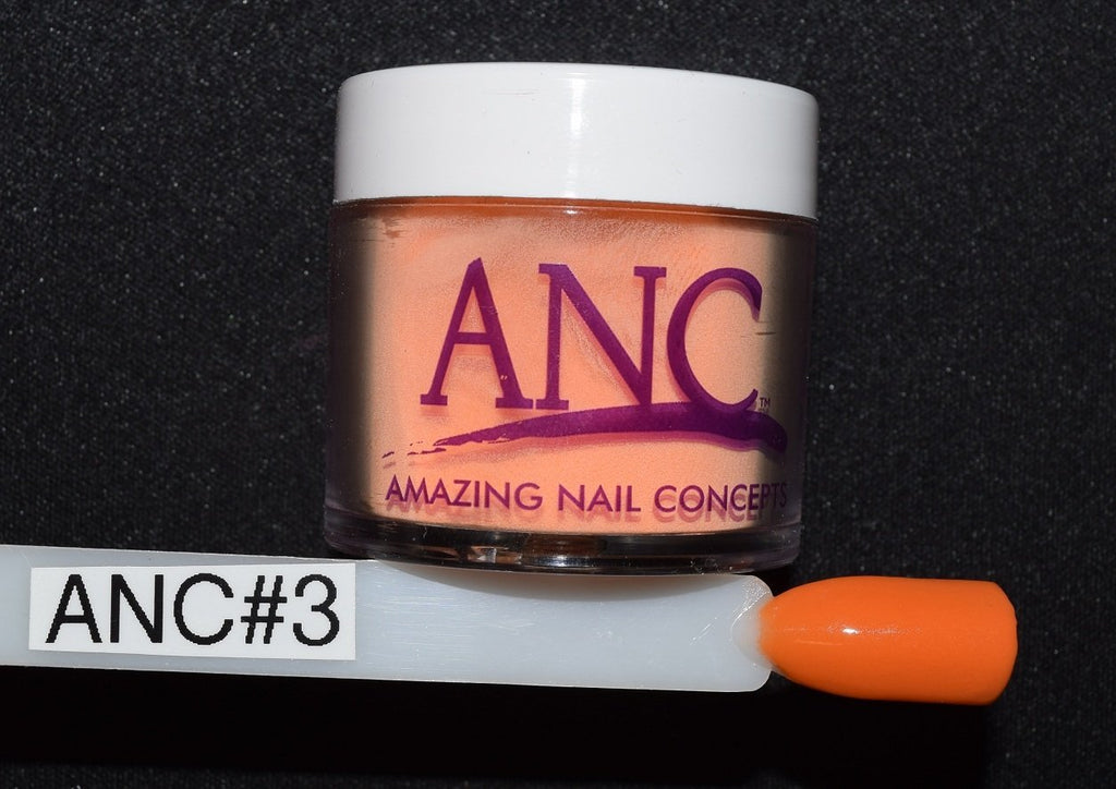 ANC Dip Powder 1 oz - #03 Tequila Sunrise