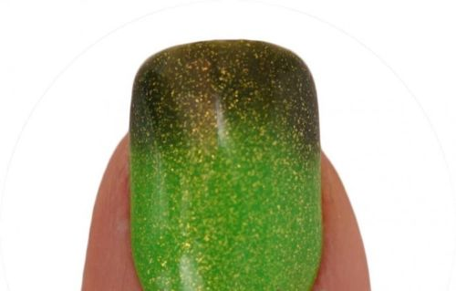 Lechat Dare To Wear Mood Changing Nail Lacquer  - DWML42 - Limelight