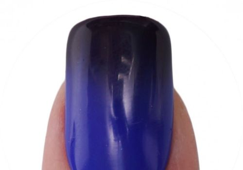 Lechat Dare To Wear Mood Changing Nail Lacquer  - DWML43 - Sapphire Night