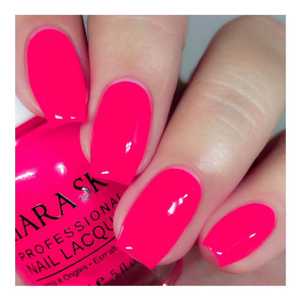 Kiara Sky Nail Lacquer 0.5 fl oz - N446 DONT PINK ABOUT IT