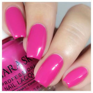 Kiara Sky Nail Lacquer 0.5 fl oz - N453 BACK TO THE FUCHSIA