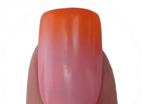 Lechat Dare To Wear Mood Changing Nail Lacquer  - DWML45 - Sundance