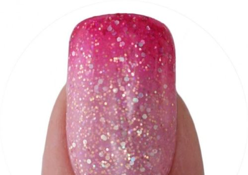 Lechat Dare To Wear Mood Changing Nail Lacquer  - DWML48 - Rose Quartz