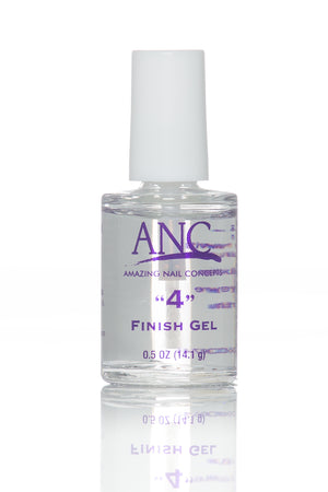 ANC Dip Essential Liquids 0.5 fl oz - Step #4 Finish Gel