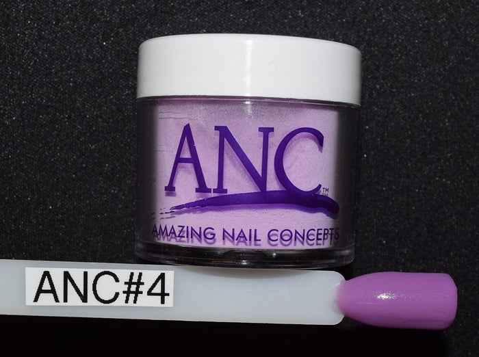 ANC Dip Powder 1 oz - #04 3' Olive Grape