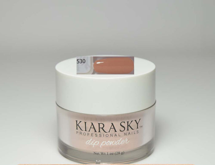 Kiara Sky Dip Powder 1 oz - D530 NUDE SWINGS