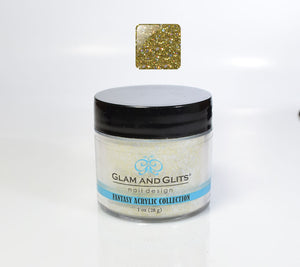 Glam & Glits - Fantasy Acrylic Powder 1 oz - FAC539 RICH CORE