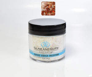 Glam & Glits - Fantasy Acrylic Powder 1 oz - FAC545 GOOD KARMA