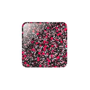 Glam & Glits - MATTE Acrylic Powder 1 oz - MAT605 BLACKBERRY CHAMPAGNE