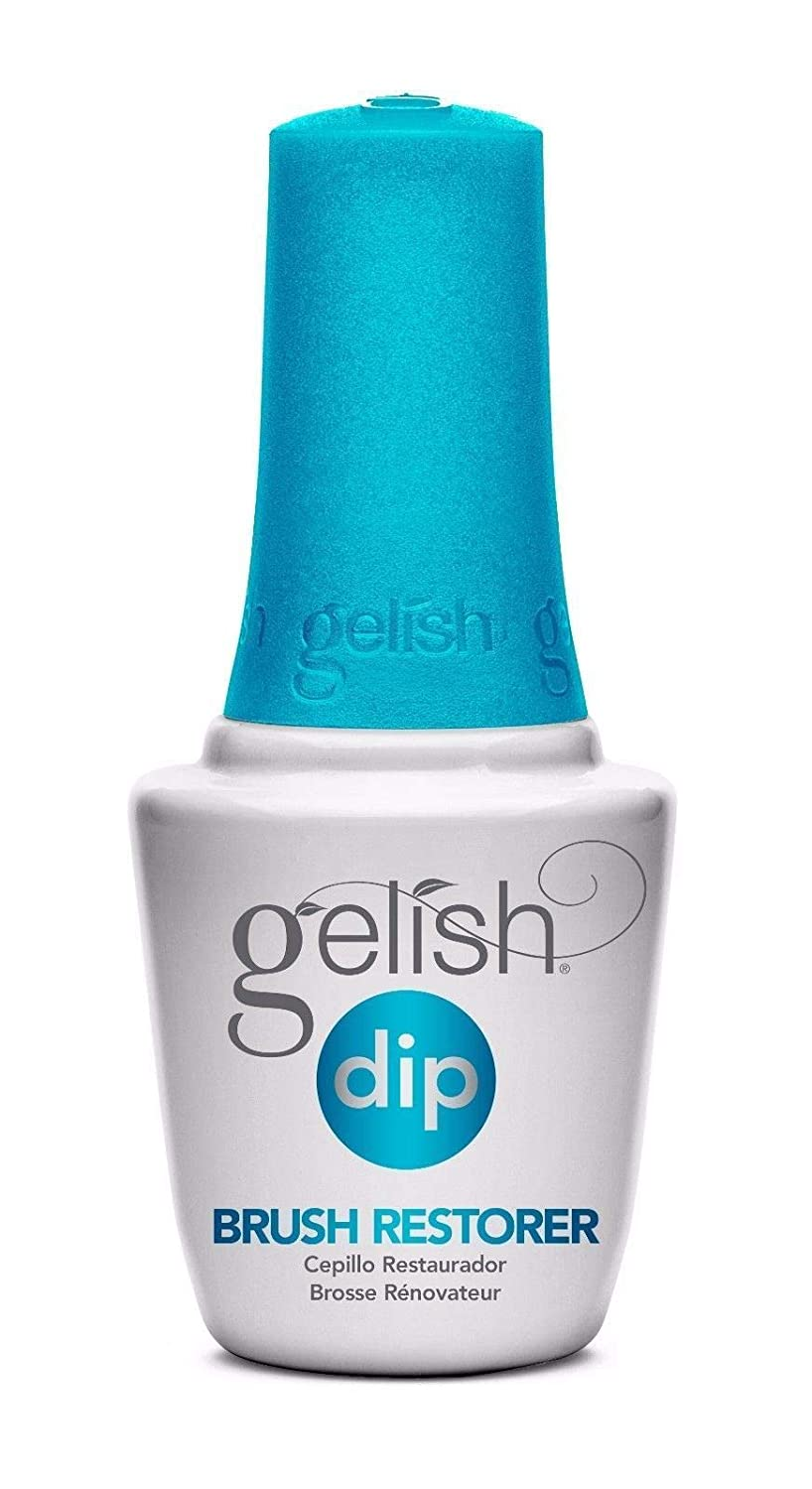 Gelish Dip Liquid 0.5 Oz | Brush Restorer