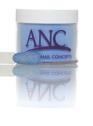 ANC Dip Powder 1 oz - #64 Blue Glitter