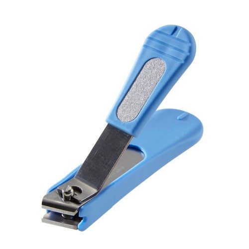Mehaz Professional Angled Straight Wide Jaw Toenail Clipper - 668