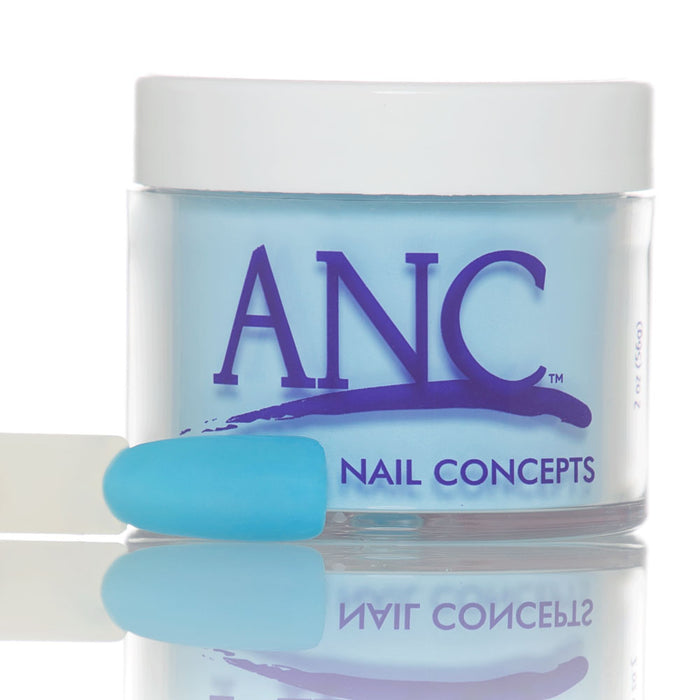 ANC Dip Powder 1 oz - #74 Electric Blue Margarita