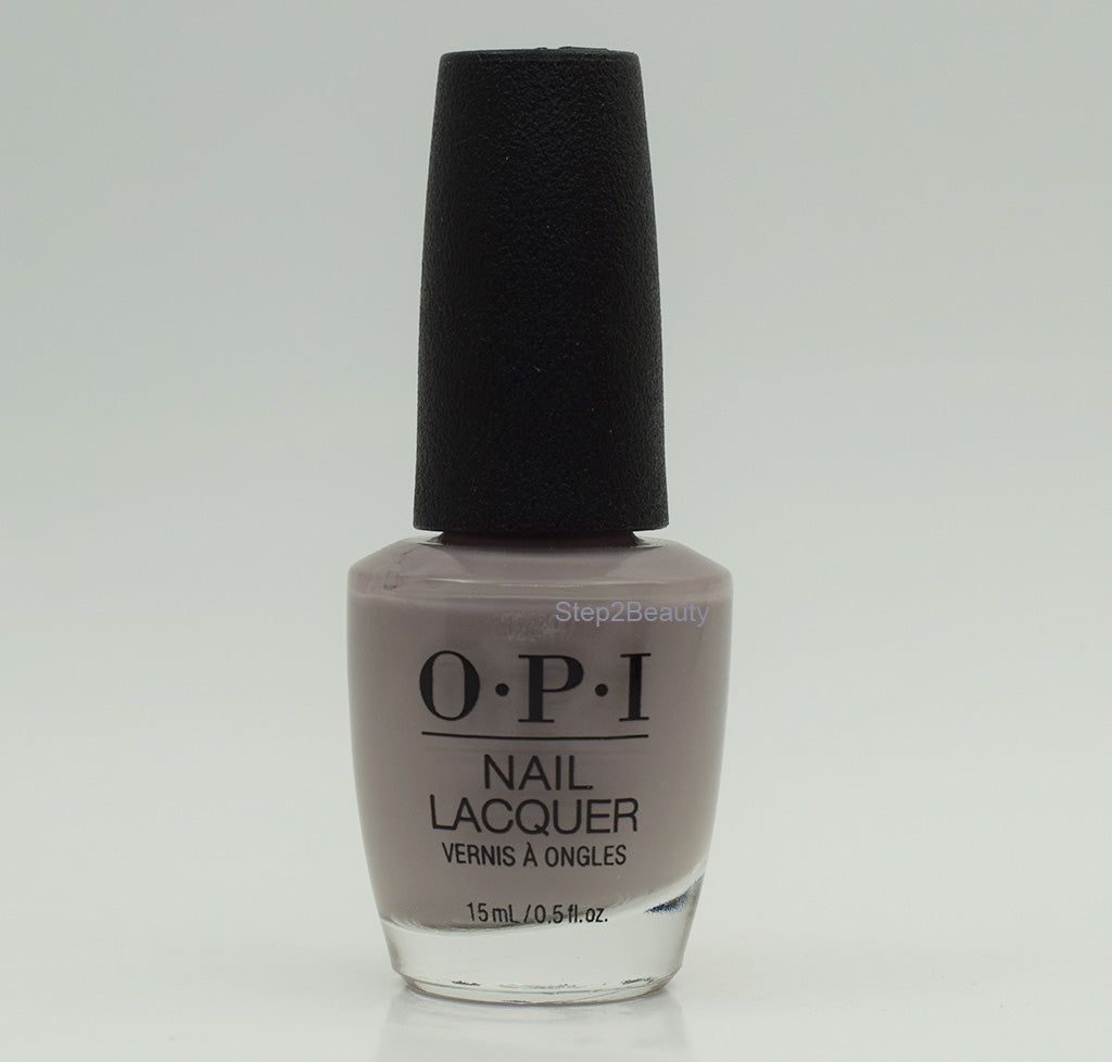OPI Nail Lacquer 0.5 oz - NL A61 Taupe-Less Beach