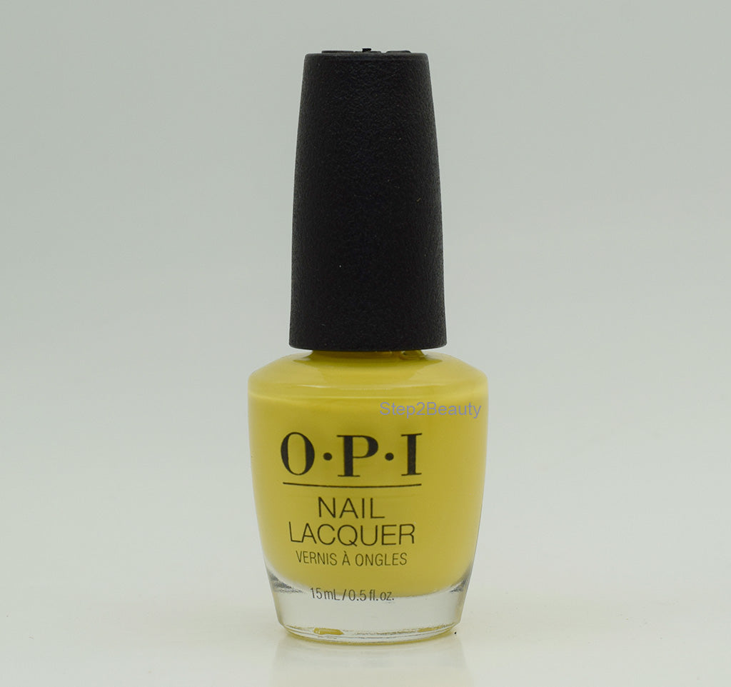 OPI Nail Lacquer 0.5 oz - NL A65 I Just Can't Cope-Acabana