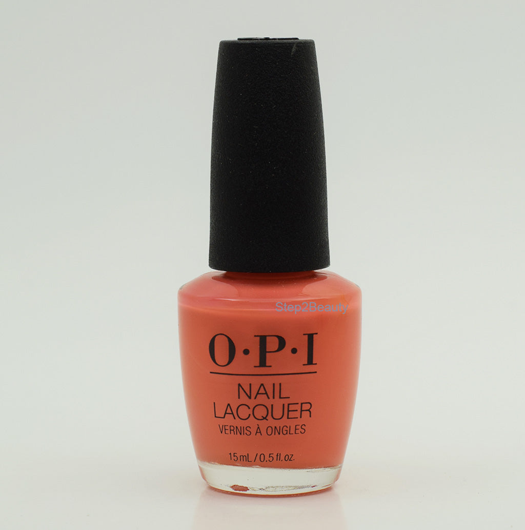 OPI Nail Lacquer 0.5 oz - NL A67 Toucan Do It If You Try