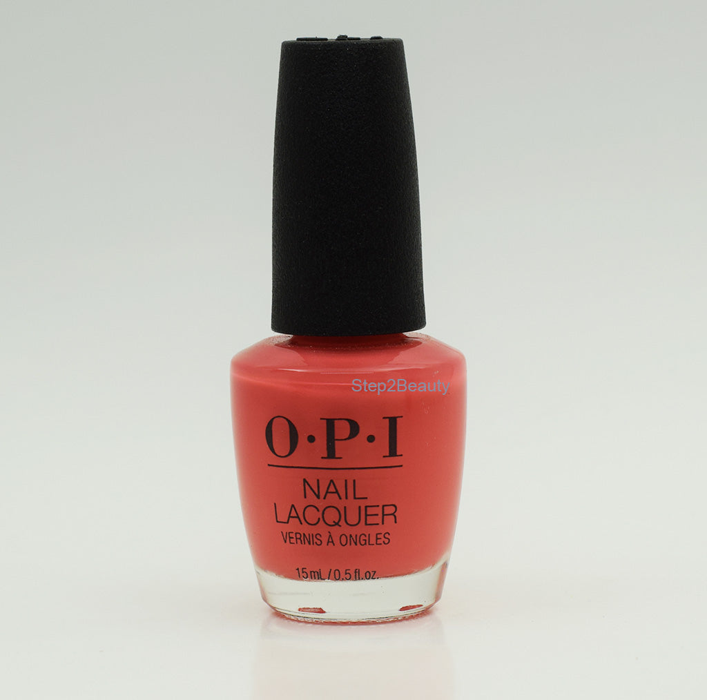 OPI Nail Lacquer 0.5 oz - NL A69 Live Love Carnaval