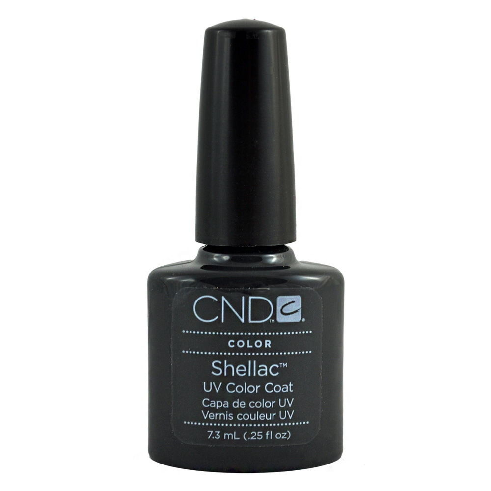 CND Shellac UV Soak off Gel Polish 0.25 oz | Asphalt
