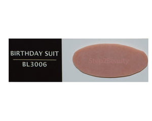 Glam and Glits BLEND Ombre Acrylic Marble Nail Powder  2 oz - BL3006 BIRTHDAY SUIT