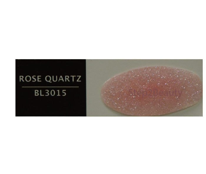 Glam and Glits BLEND Ombre Acrylic Marble Nail Powder 2 oz - BL3015 ROSE QUARTZ