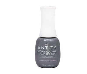Entity Soak Off Gel BASE COAT UV/LED 0.5 fl oz