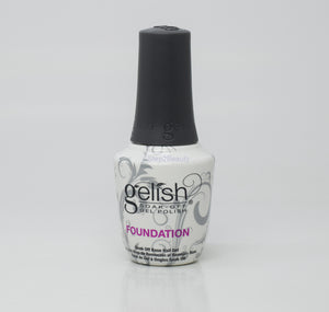 Gelish - Soak Off Gel BASE COAT UV/LED 0.5 fl oz