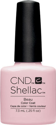 CND Shellac UV Soak off Gel Polish 0.25 oz | Beau