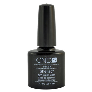 CND Shellac UV Soak off Gel Polish 0.25 oz | Black Pool