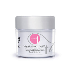 Entity Nail Sculpting Powder | 3.7 oz CLEAR