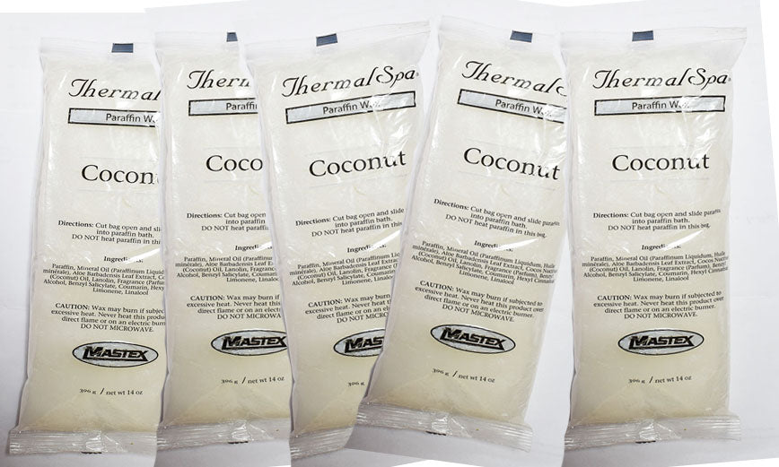 Paraffin Wax Refill Thermal Spa 5 lbs - COCONUT