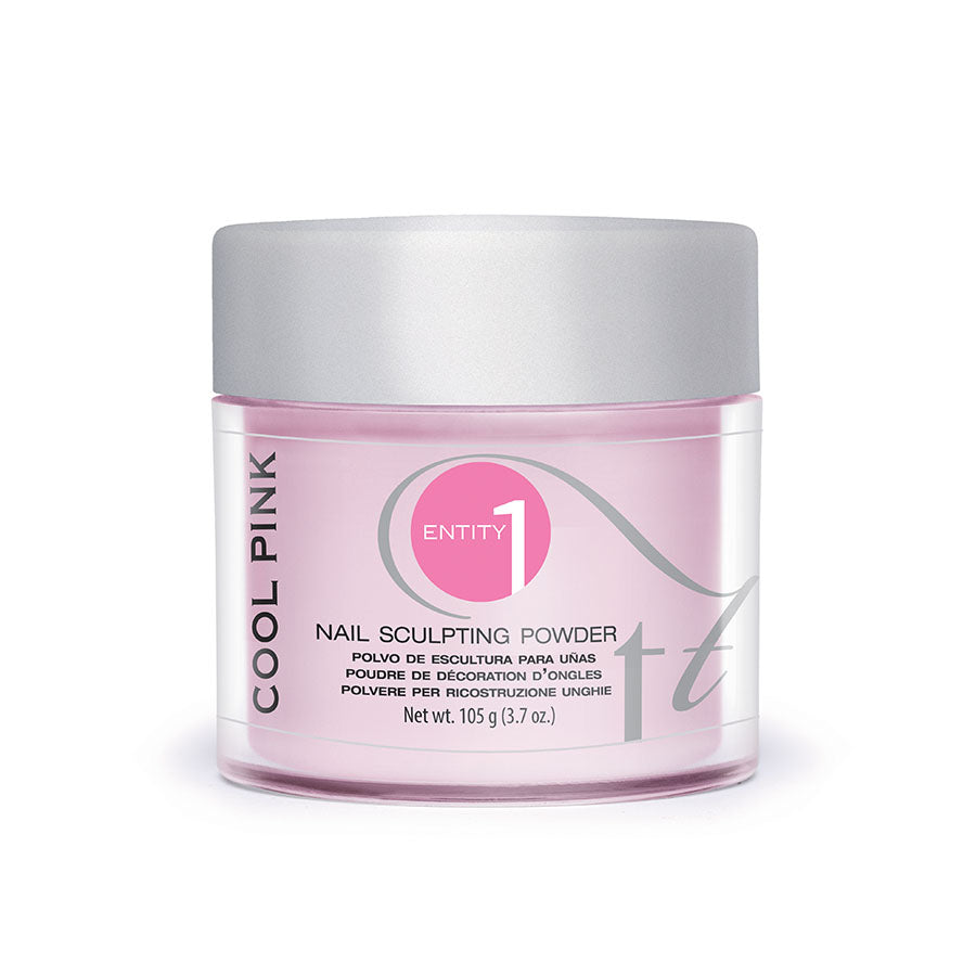 Entity Nail Sculpting Powder | 3.7 oz COOL PINK