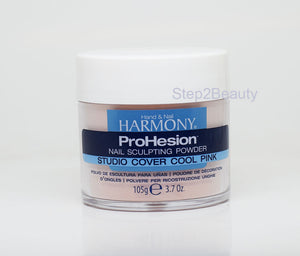Harmony ProHesion Nail Sculpting Powder | STUDIO COVER COOL PINK 3.7 oz