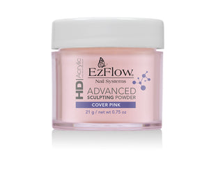 EzFlow HD Acrylic advanced Sculpting Powder | 0.75 oz Cover Pink