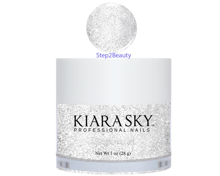Kiara Sky Dip Powder 1 oz - D555 FROSTED SUGAR