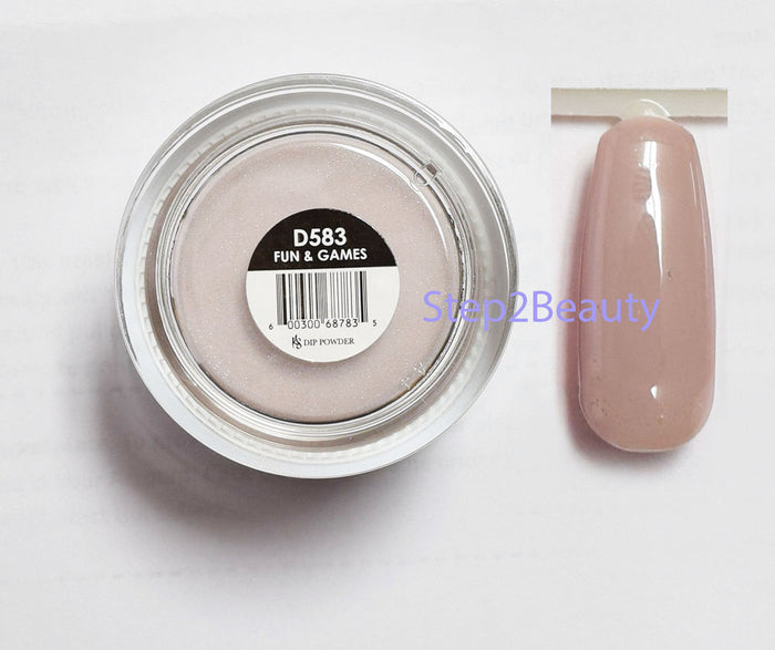 Kiara Sky Dip Powder 1 oz - D583 FUN & GAMES