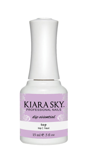 Kiara Sky Dip Essential 0.5 fl oz - Step 4 TOP