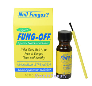FUNG-OFF® Special Nail Conditioner For Nail Fungus Treatment 0.5 fl oz