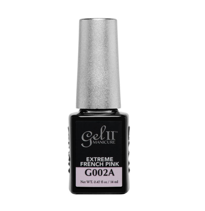 Gel II Soak Off Gel Polish 0.47 oz | G002A Extreme French Pink