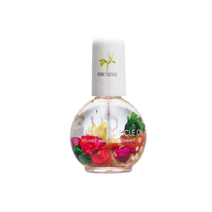 Blossom Scented Cuticle Oil Infused With Real Flowers 0.42 fl oz - HONEYSUCKLE