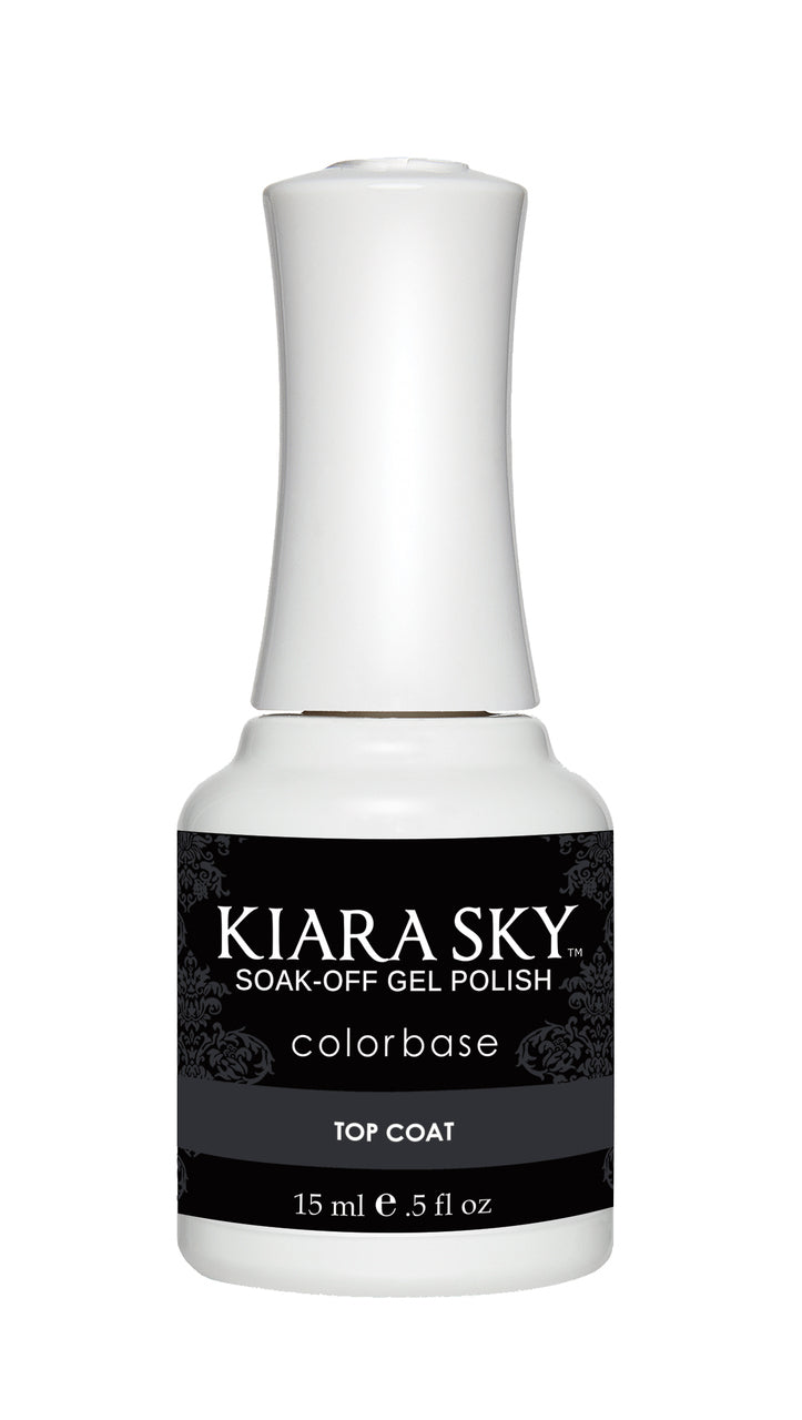 Kiara Sky - Soak Off Gel TOP COAT