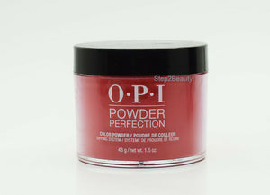OPI Powder Perfection Dipping System 1.5 oz - DP L60 Dutch Tulips