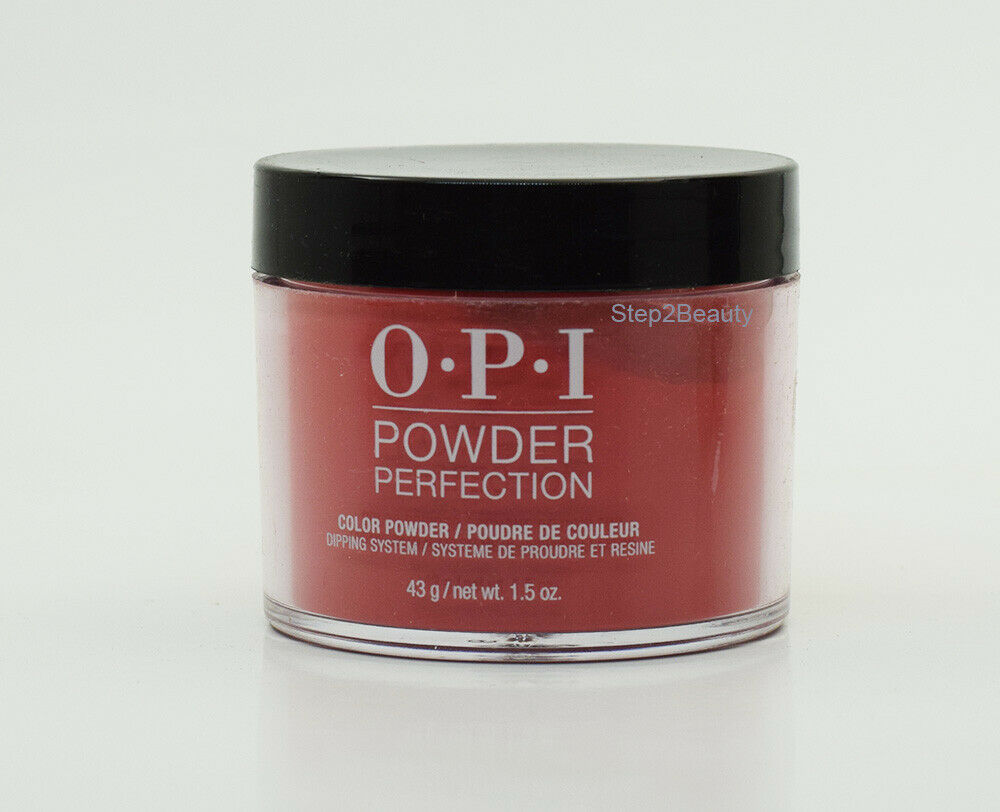 OPI Powder Perfection Dipping System 1.5 oz - DP L64 Cajun Shrimp