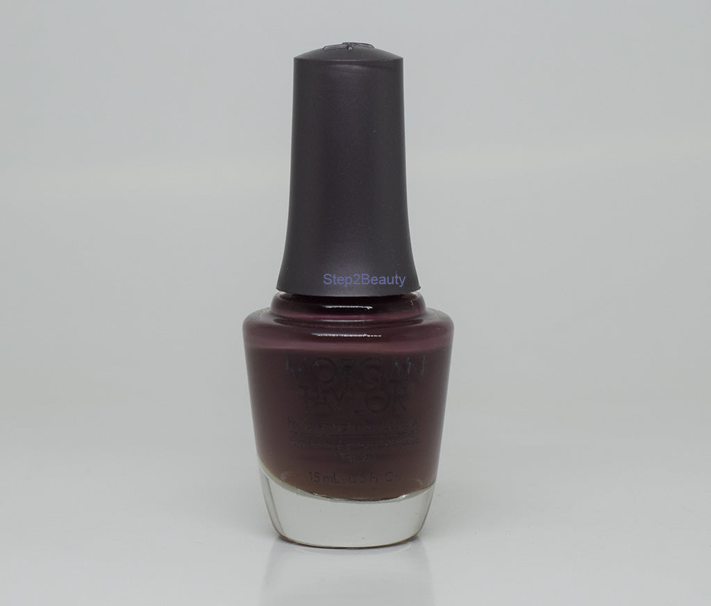 Morgan Taylor Professional Nail Lacquer 0.5 Oz #3110922 LUST AT FIRST SIGHT