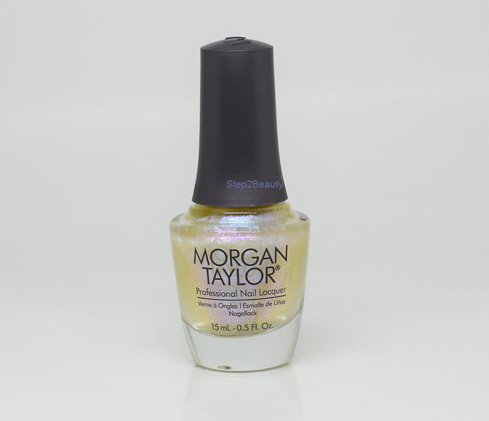 Morgan Taylor Professional Nail Lacquer 0.5 Oz #3110933 IZZY WIZZY, LET'S GET BU