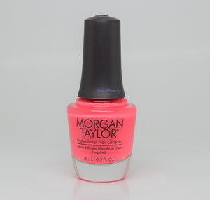 Morgan Taylor Professional Nail Lacquer 0.5 Oz #3110935 PACIFIC SUNSET