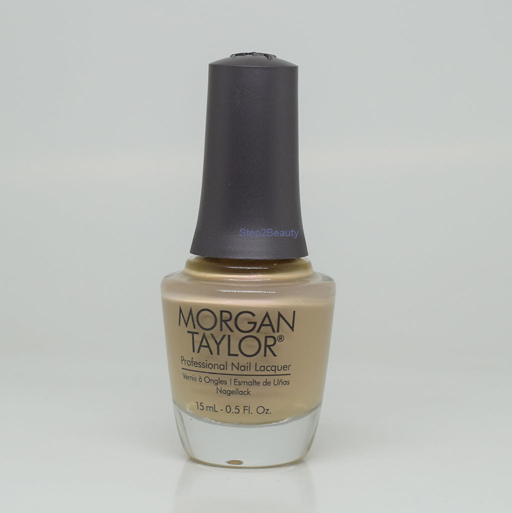 Morgan Taylor Professional Nail Lacquer 0.5 Oz #3110944 DO I LOOK BUFF?