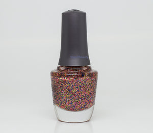 Morgan Taylor Professional Nail Lacquer 0.5 Oz #3110952 LOTS OF DOTS
