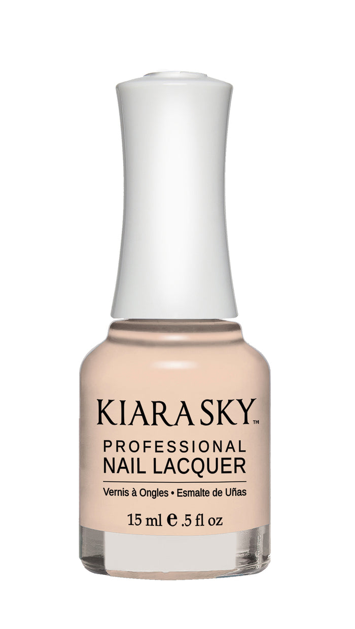Kiara Sky Nail Lacquer 0.5 fl oz - N492 ONLY NATURAL