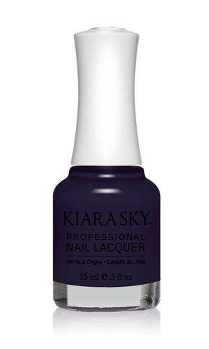 Kiara Sky Nail Lacquer 0.5 fl oz - N508 HAVE A GRAPE NITE